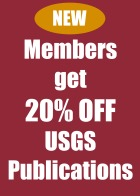 Members Get 20% OFF USGS Publications
